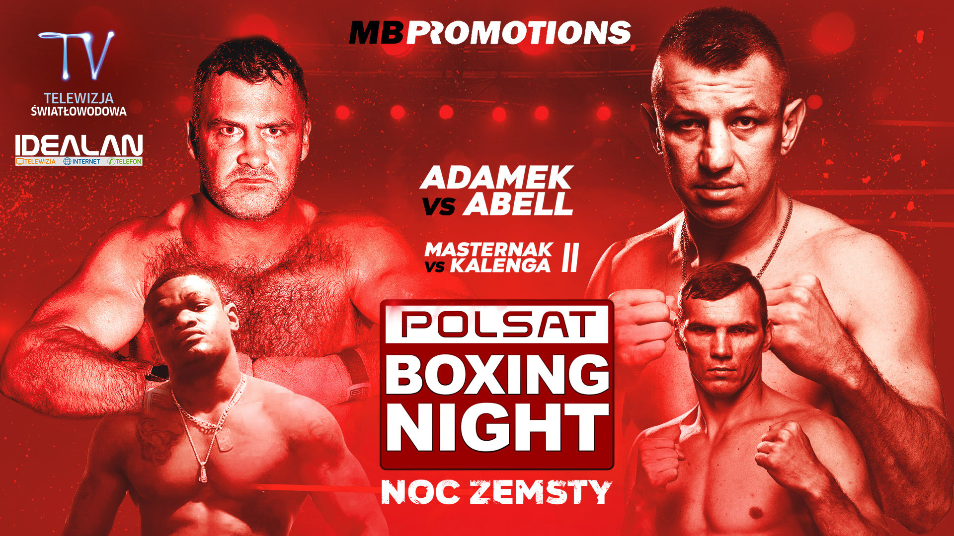 Polsat BOXING NIGHT noc zemsty